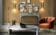 living room 10 Contemporary Wall Sconces For Your Living Room Feat 10 CONTEMPORARY WALL SCONCES FOR YOUR LIVING ROOM 240x150