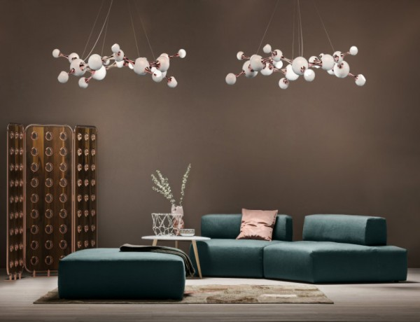 Spring Decor 10 living rooms that you'll want to have ATOMIC ROUND CHANDELIER BY DELIGHTFULL living rooms Spring Decor: 10 living rooms that you'll want to have feat Spring Decor 10 living rooms that you   ll want to have ATOMIC ROUND CHANDELIER BY DELIGHTFULL C  pia 600x460