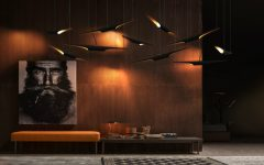 living room ideas Lighting Fixtures for your Living Room Ideas 10 graceful living room ideas with copper details 240x150