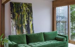 SVEN 'Grass Green' sectional  SVEN 'Grass Green' sectional SVEN Grass Green sectional 240x150