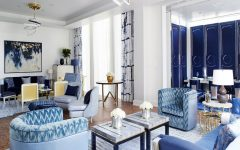 David Collins' Luxury Living Room Designs