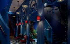 The Blue Bar Reinterpreted for a Private Home by David Collins Studio david collins The Blue Bar Reinterpreted for a Private Home by David Collins Studio 2 feat 240x150