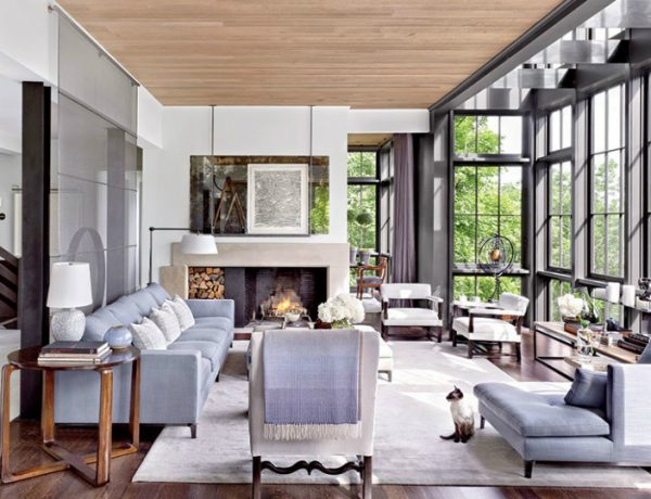 Top Living Rooms from the Best Interior Designers' Houses interior designers Top Living Rooms from the Best Interior Designers' Houses dam images decor 2015 06 designers living rooms interior designer living rooms 09 feat 600x460