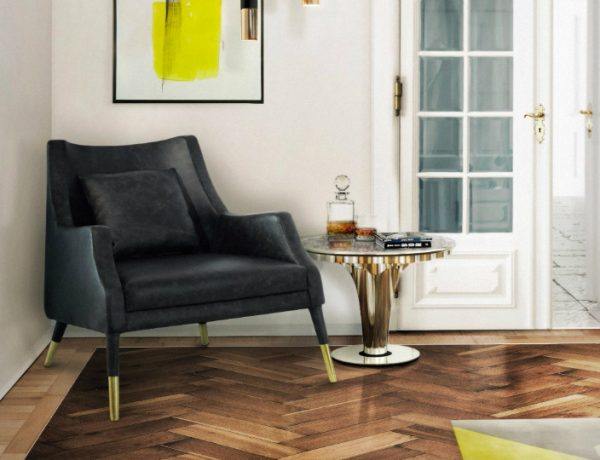 10 Armchairs for a Modern Living Room You Need to Have modern living room 10 Armchairs for a Modern Living Room You Need to Have delightfull ike pendant ambience feat 600x460