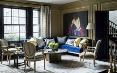 The Best Colors for Your Living Room this Fall