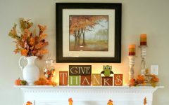 Get your Living Room Ready for Thanksgiving thanksgiving Get your Living Room Ready for Thanksgiving thankful mantel feat 240x150