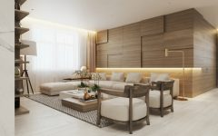 Modern Home Design in Moscow