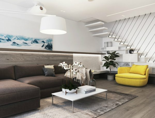 Living Room Inspiration: Contemporary House Design in Moscow house design Living Room Inspiration: Contemporary House Design in Moscow 1000 artem babayants 55ae0431de159e4ad0491091c0046a3b feat 600x460