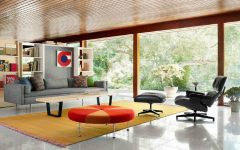 Living Room Essentials: Eames Lounge Chair and Ottoman eames lounge chair Living Room Essentials: Eames Lounge Chair and Ottoman Eames Lounge Chair and Ottoman living area feat 240x150