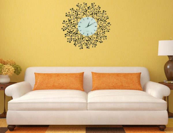 Elevate Your Living Room Design by Using Clocks living room design Elevate Your Living Room Design by Using Clocks Elevate Your Living Room Design by Using Clocks 5 feat 600x460