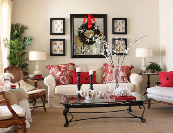 Get Ready for Christmas with These Vintage Living Room Ideas living room ideas Get Ready for Christmas with These Vintage Living Room Ideas Get Ready for Christmas with These Vintage Living Room Ideas feat 600x460