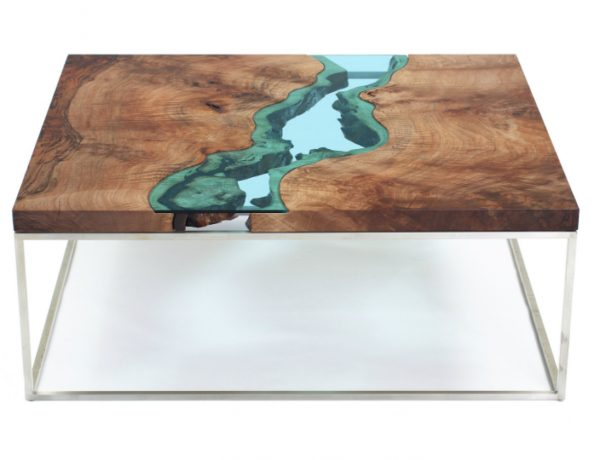 Stunning Coffee Tables Designed to Look Like Ethereal Rivers coffee tables Stunning Coffee Tables Designed to Look Like Ethereal Rivers Stunning Coffee Table Designed to Look Like an Ethereal River 6 feat 600x460