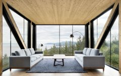 Living Room Inspiration: Modern Home Captures Stunning Views in Canada living room inspiration Living Room Inspiration: Modern Home Captures Stunning Views in Canada Cantilivered living room 3 240x150