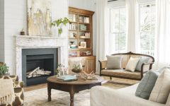 cozy living room Cozy Living Rooms to Warm Up Your House All Winter Long Cozy Living Room featured 240x150