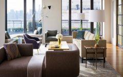 modern living room Discover Steven Harris' Modern Living Room in Central Park West Discover Steven Harris    Modern Home in Central Park West 2 240x150