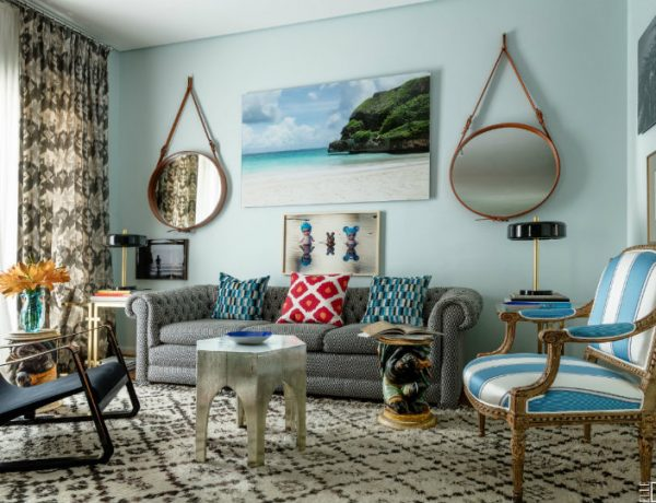 How to Style a Coffee Table in Your Living Room Decor 9