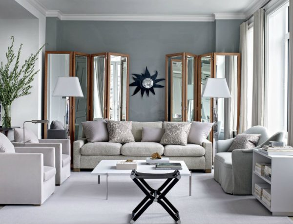 Living Room Inspiration Luxury Apartment in New York City feat