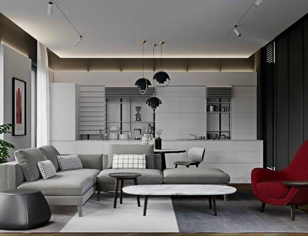 luxurious living room Luxurious Living Room With DelightFULL Lighting Designs in Almaty Luxury Tag Residence in Almaty with DelightFULL Lighting Designs 9 1 600x460
