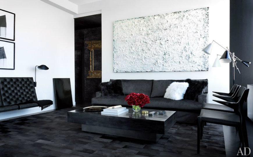 Stylish Floor Lamps Brighten Your Living Room Decor