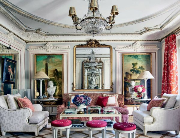 Why Parisian Living Rooms Are the Most Luxurious (7) parisian living room Why Parisian Living Rooms Are the Most Luxurious Why Parisian Living Rooms Are the Most Luxurious 7 600x460