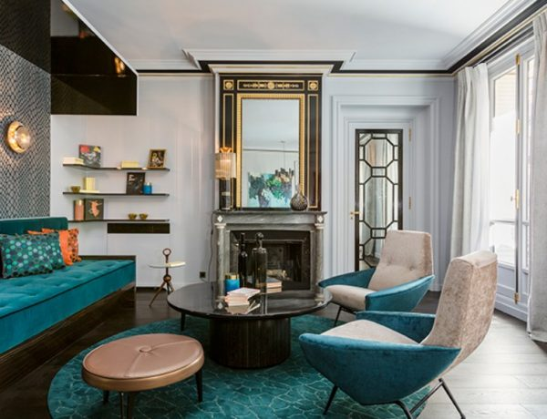 Luxury Living Room In The Heart Of Paris luxury living room Luxury Living Room In The Heart Of Paris Luxury Living Room In The Heart Of Paris 4 600x460