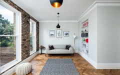 Living Rooms With Scandinavian Design Trends (8)