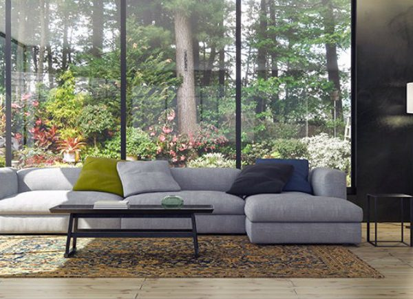 living room Design Ideas For Living Room Windows capa 13 600x435