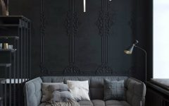 living room Black Living Room Ideas To Enhance Your Home Decor capa 14 240x150