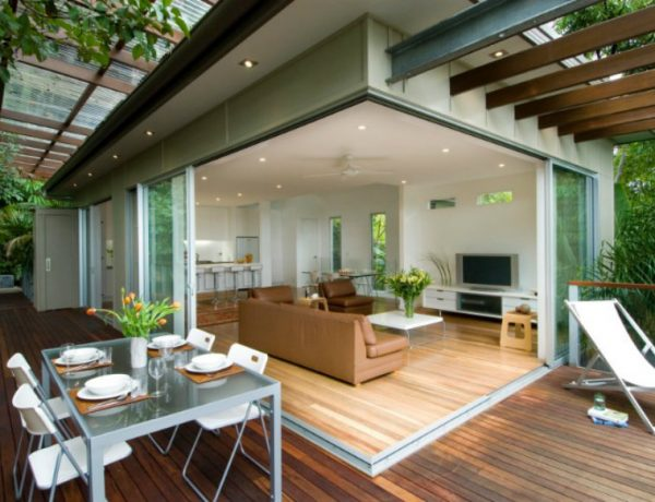 outdoor living Outdoor Living: 8 Ideas To Get The Most Out Of Your Space capa 3 600x460