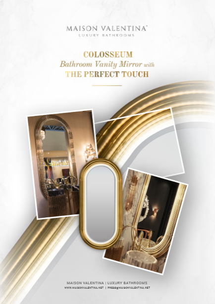 Colosseum: Bathroom Vanity Mirror With The Perfect Touch 977d0ab072c63425df7fbd0a47f4eb33