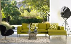 living room Ideas for a Refreshing Lime Living Room capa 10 240x150