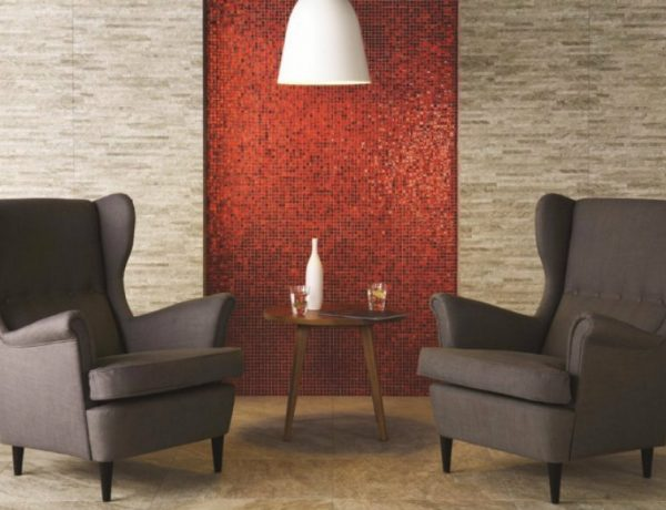 new trend Mosaics are a New Trend For Living Rooms capa 21 600x460
