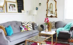 Eclectic Living Room How To Create a Eclectic Living Room capa 30 240x150