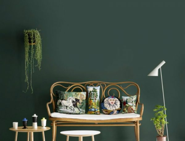 living room Dreamy Paint Colors For Your Living Room capa 7 600x460