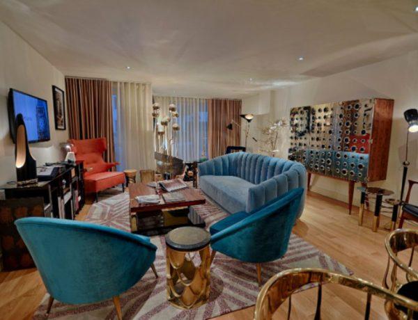 Living Room Inspiration Living Room Inspiration: Covet House in London capa 2 600x460