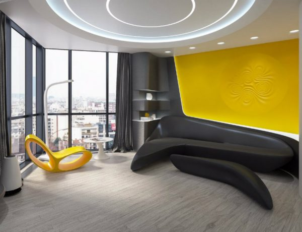 living room inspiration Living Room Inspiration: A Touch of Yellow capa 20 600x460