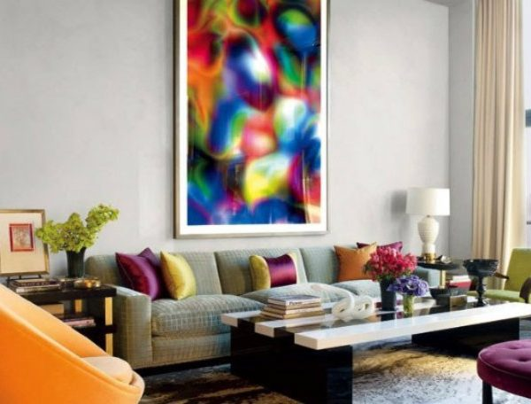inspiring living rooms Best Inspiring Living Rooms From The Home of Top Designers capa 24 600x456