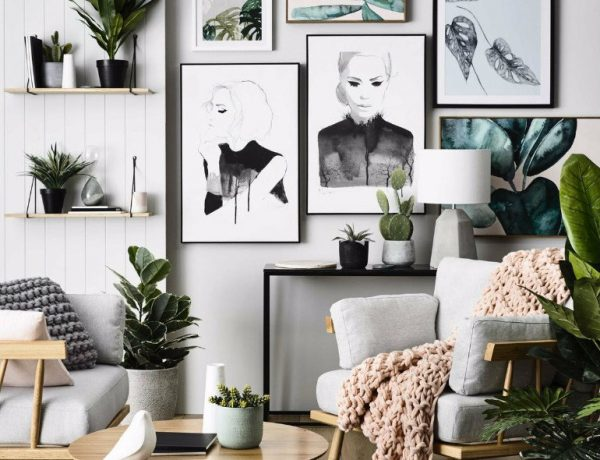 chic living room What's Hot On Pinterest: 5 Chic Living Room capa 27 600x460