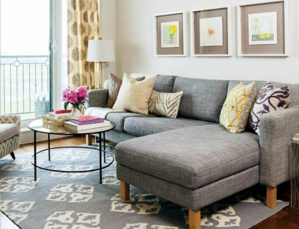 Living Room Ideas Living Room Ideas: Renter-Friendly Design Inspiration capa 6 600x460