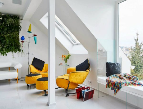 living room inspiration Living Room Inspiration: Colorful Apartment in The Heart Of Budapest CAPA 2 600x460