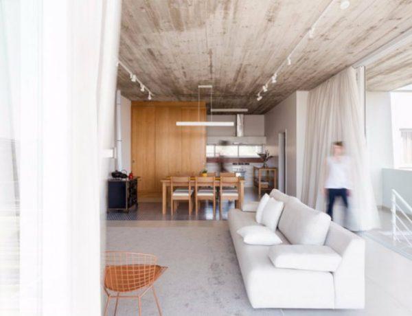 Living Room Inspiration Living Room Inspiration: Dazzling Living Room in a Brazilian Home CAPA 600x460