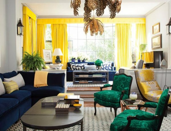 Living Room Colors What's Hot On Pinterest: Living Room Colors Schemes capa 19 600x460