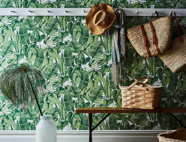 Incredible Tropical Leaf Prints for Living Room Decor living room decor Incredible Tropical Leaf Prints for Living Room Decor 514b4909 2ae6 40e7 9b89 b76b15162672 2017 0222 tempaper self adhesive wallpaper tropical jungle mid james ransom 274 600x460