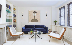 Create a Modern Blue Living Room Without Secrets! It's So Easy!
