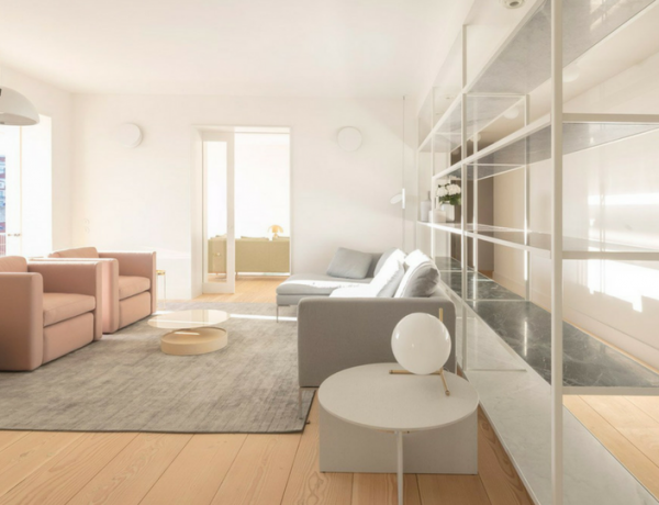 A Lovely Living Room Decor Renovated By Rar Studio