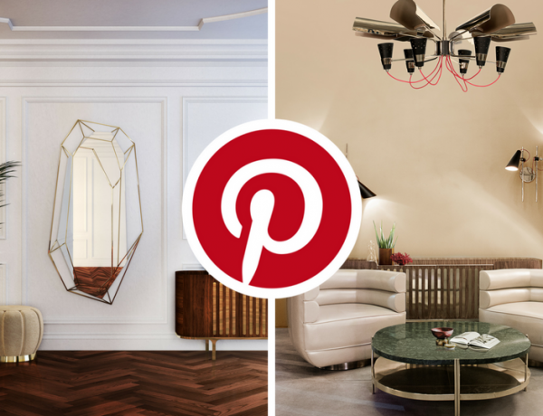 Living Room Decor Ideas What's HOT on Pinterest This Week