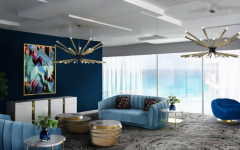Trends For A Bolder And Modern Living Room