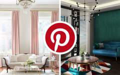 What's HOT on Pinterest The Best Living Room Ideas of The Week