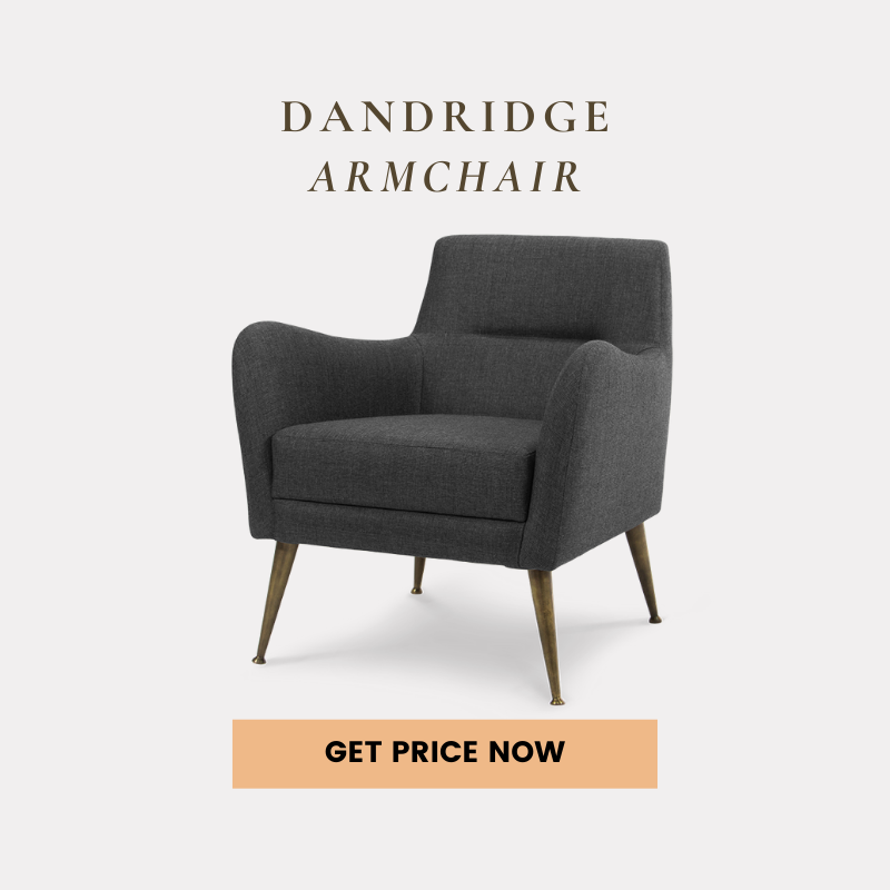 small living rooms 5 Small Living Rooms That Prove Size Is Nothing But a Detail dandridge armchair get price