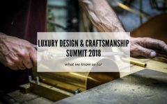 What We Know So Far About Luxury Design & Craftsmanship Summit 2018 Luxury Design & Craftsmanship Summit What We Know So Far About Luxury Design & Craftsmanship Summit 2018 What We Know So Far About Luxury Design Craftsmanship Summit 2018 240x150